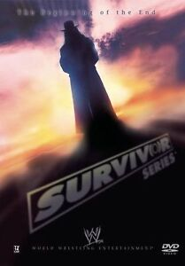 WWE - Survivor Series 2005 (DVD, 2005)