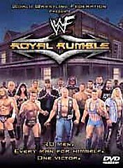 WWF - Royal Rumble 2001 (DVD, 2001)
