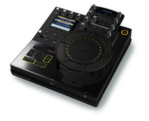 Wacom-Nextbeat-DJ-Console-Turntable-Mixer-Deck-Wireless-Equipment-Controller