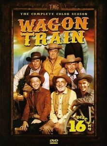 Wagon Train: The Complete Color Season (...