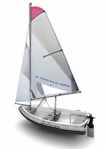 Walker-Bay-10-Segelboot-Sportboot-Boot-Segeljolle-Jolle