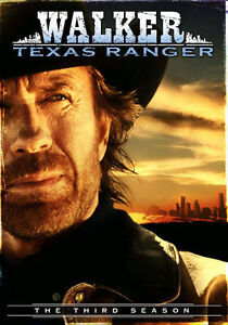 Walker Texas Ranger - The Complete Third...