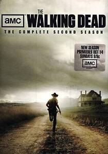 The Walking Dead: The Complete Second Se...
