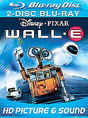 Wall-E (Blu-ray Disc, 2008, 2-Disc Set, ...