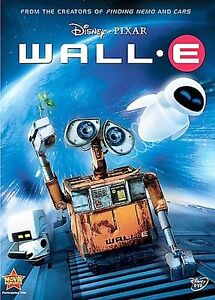 Wall-E (Single-Disc Edition) in DVDs & Movies, DVDs & Blu-ray Discs | eBay