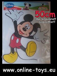 Walt disney mickey maus aufkleber sticker mouse wandtattoo deko wandsticker neu ebay - Wandsticker mickey mouse ...