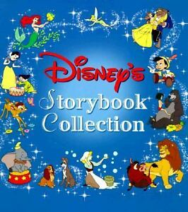 Walt Disney's DISNEY'S STORYBOOK COLLECTION 1st Edition Hardcover ~ 23 Stories!! in Books, Children & Young Adults | eBay