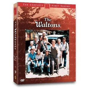The Waltons - The Complete First Season ...