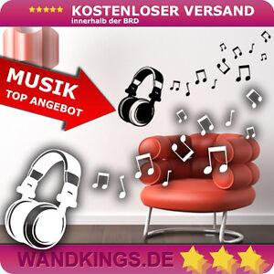 Wandkings-Wandtattoo-Musik-Kopfhoerer-mit-Noten-Wohnzimmer-Kinderzimmer-klein