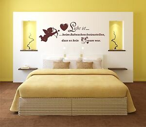 wandtatoo wandtattoo spruch aufkleber deko liebe. Black Bedroom Furniture Sets. Home Design Ideas