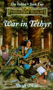 War in Tethyr by Victor Milan (1995, Pap...