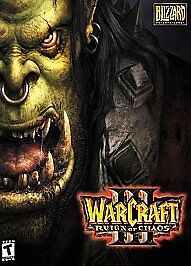 Warcraft III: Reign of Chaos  (PC, 2002)