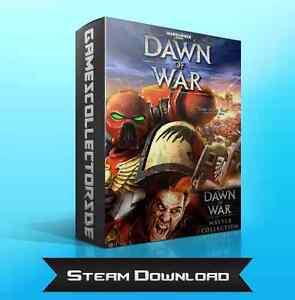 Warhammer-40-000-Dawn-of-War-Master-Collection-PC-Steam-Geschenk-Gift
