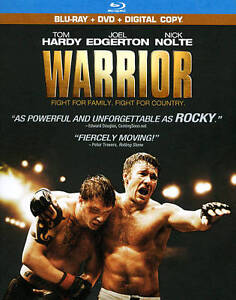 Warrior (Blu-ray/DVD, 2011, 2-Disc Set, ...