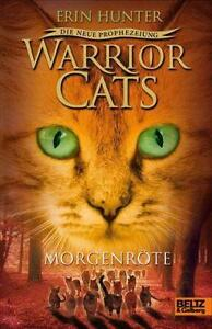 Warrior-Cats-Staffel-2-03-Die-neue-Prophezeiung-Morgenroete-von-Erin-Hunter