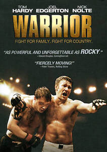 Warrior (DVD, 2011)