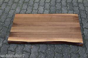 waschtisch tischplatte platte nussbaum massiv holz mit. Black Bedroom Furniture Sets. Home Design Ideas