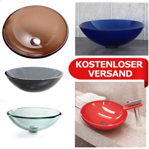 waschtisch waschbecken waschschale glas bunte eintliche. Black Bedroom Furniture Sets. Home Design Ideas
