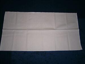 Wasserdichte-Matratzenauflage-Molton-50-x-90-cm-NEU-3-lagig