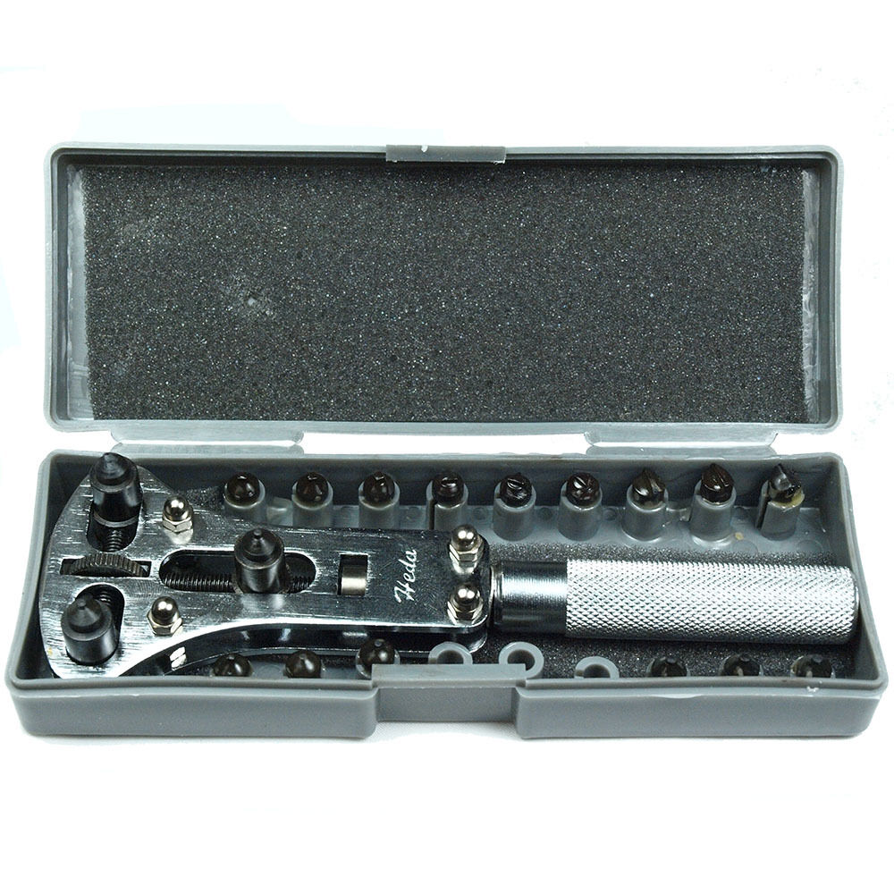 Watch-Case-Opener-Tool-Boxset-Wrench-Remover-Screw-Back