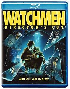 Watchmen (Blu-ray Disc, 2009, Director's...