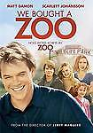 We Bought a Zoo (DVD, 2012, Canadian; Fr...