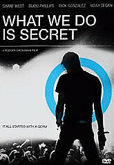 What We Do Is Secret (DVD, 2008)