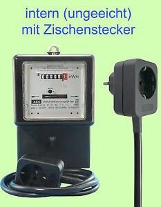 Wechselstromzaehler-Strom-Zaehler-10-40-A-1-5m-Zuleitung-und-Stecker