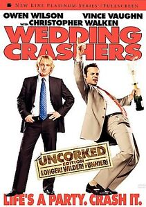 Wedding Crashers (DVD, 2006, Full Frame ...