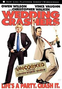 Wedding Crashers (DVD, 2006, Widescreen ...