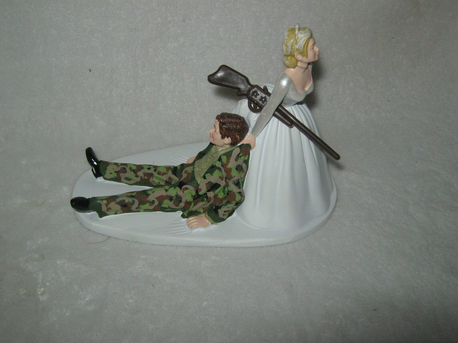Redneck Wedding Cake Toppers submited images