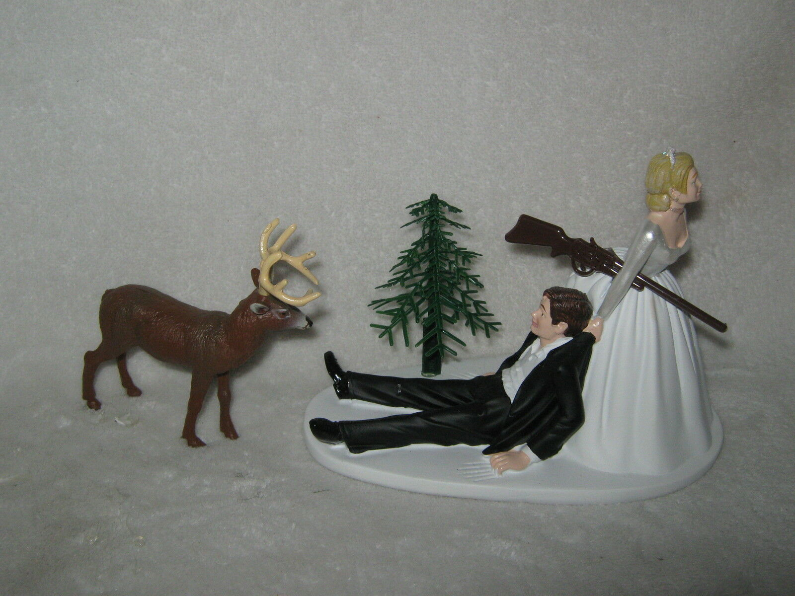 Redneck Wedding Cake Topper Ebay