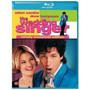 The Wedding Singer (Blu-ray Disc, 2009, ...