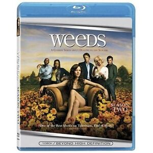 Weeds - Season 2 (Blu-ray Disc, 2007, 2-...