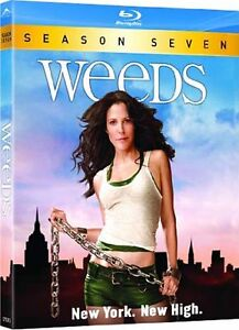 Weeds: Season Seven (Blu-ray Disc, 2012,...