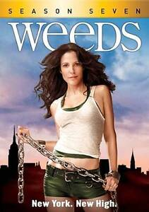 Weeds: Season Seven (DVD, 2012, 3-Disc S...