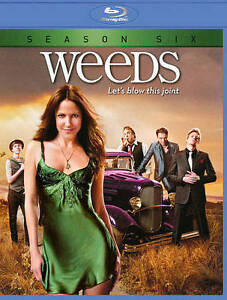 Weeds: Season Six (Blu-ray Disc, 2011, 2...