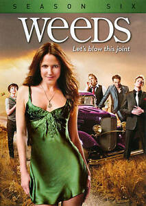 Weeds: Season Six (DVD, 2011, 3-Disc Set...