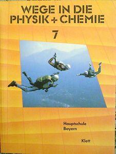 Wege-in-die-Physik-Chemie-7-Hauptschule-Bayern