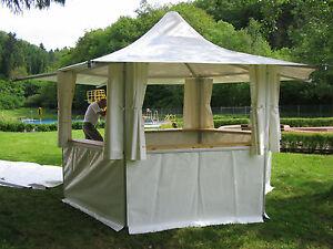 weinstand weinfest bewirtung marktstand zelt 10 5 m rundumtheke ebay. Black Bedroom Furniture Sets. Home Design Ideas