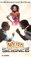 Weird Science (VHS, 1997)