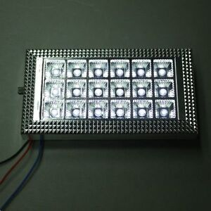 wei 18 led innenbeleuchtung kfz licht auto 12v lampe. Black Bedroom Furniture Sets. Home Design Ideas