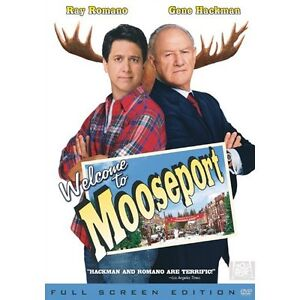 Welcome to Mooseport (DVD, 2004, Pan & S...