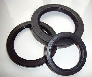 Wellendichtring-Simmerring-NBR-100x125x12-AS-WAS-BASL-TC-CC