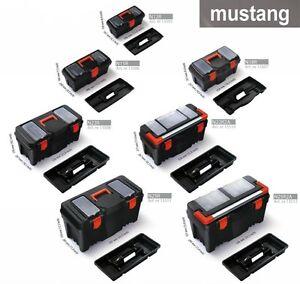 Werkzeugkiste-Werkzeugkasten-Werkzeugkoffer-Mustang