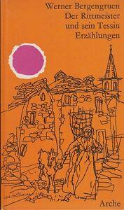 Werner-Bergengruen-Der-Rittmeister-und-sein-Tessin-illustriert-EA-1963