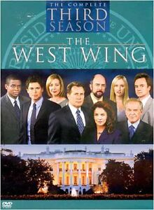 The West Wing - The Complete Third Seaso...