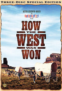 How the West Was Won (DVD, 2008, 2-Disc ...