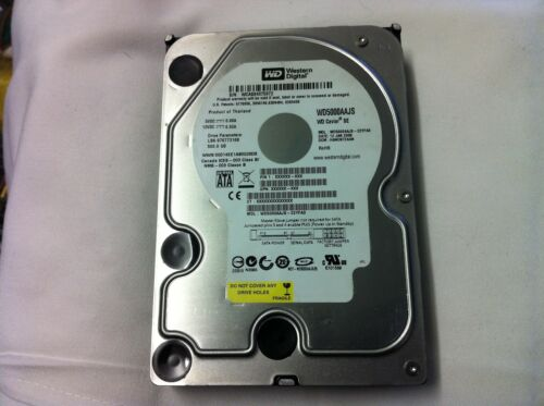 "Western Digital 500 GB,Internal,7200 RPM,3.5"" (WD5000AAJS-22YFA0) Hard Drive in Computers/Tablets & Networking, Drives, Storage & Blank Media, Hard Drives (HDD, SSD & NAS) 
