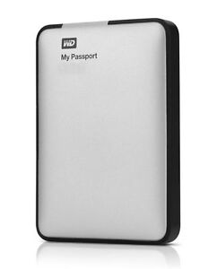 Western Digital My Passport 1 TB,Externa...